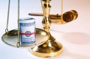 Coruptie-justitie